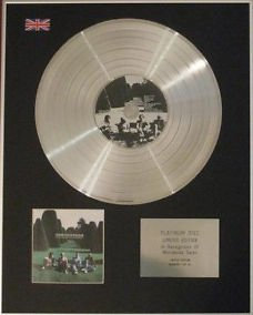 OCEAN COLOUR SCENE - CD Platinum Disc -  ONE FROM THE MODERN