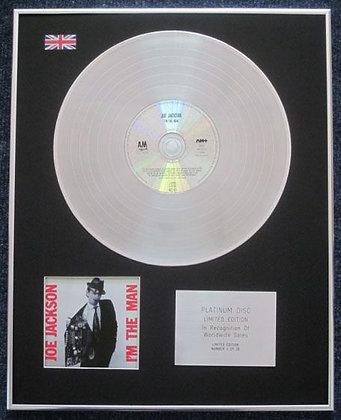 Joe Jackson  -I'M The Man