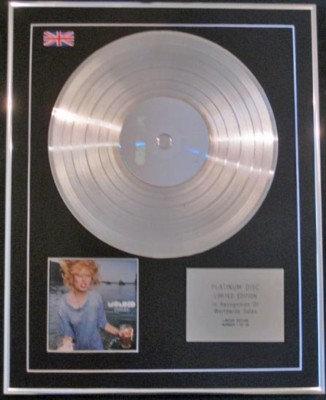MOLOKO - CD Platinum Disc- STATUES