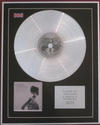 LAURA MARLING-Ltd CD PlatinumDisc-I SPEAK BECAUSE I CAN