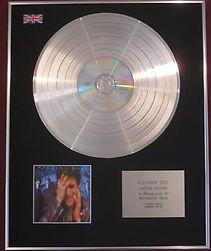 KILLING JOKE - CD Platinum Disc - KNIGHT TIME