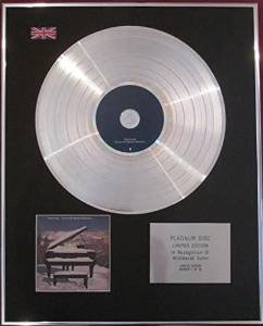 SUPERTRAMP - CD Platinum Disc - EVEN IN THE QUIETEST MOMENTS