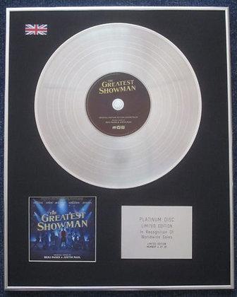 The Greatest Showman  -Original Soundtrack