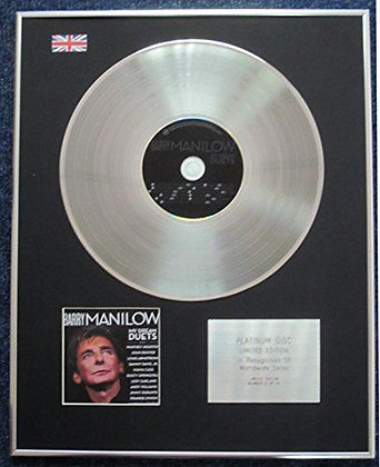 Barry Manilow  -My Dream Duets
