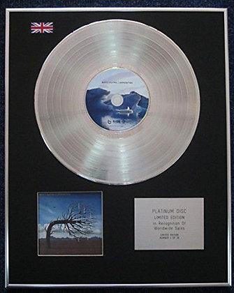 Biffy Clyro - Limited Edition CD Platinum LP Disc - Opposites