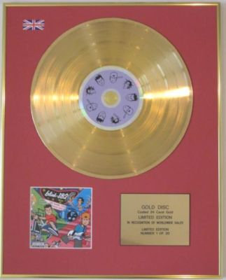 BLINK-1982 -Ltd Edtn CD Gold Disc- MARK,TOM,TRAVIS SHOW