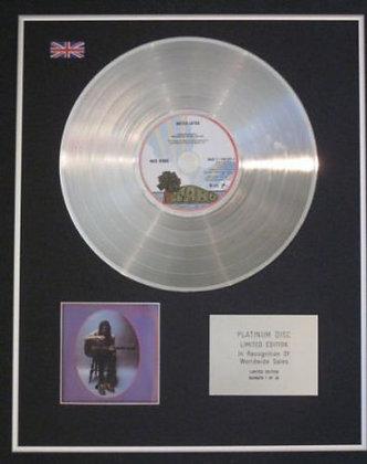 NICK DRAKE - Limited Edition CD Platinum Disc - BRYTER LAYTER