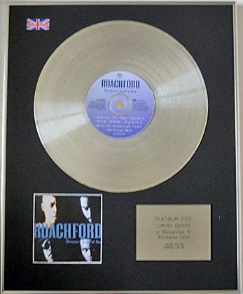 ROACHFORD - CD Platinum Disc - PERMANENT SHADE OF BLUE