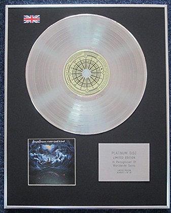 Sturgill Simpson - Limited Edition CD Platinum LP Disc - A Sailors Guide?