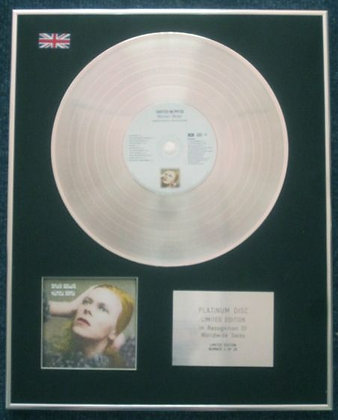 David Bowie  -Hunky Dory