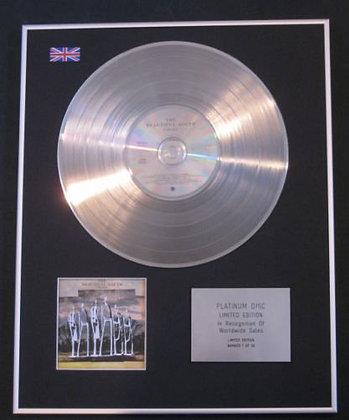 BEAUTIFUL SOUTH - CD Platinum Disc - CHOKE