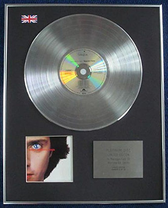 Jean-Michel Jarre - Limited Edition CD Platinum LP Disc - Les Chants Magn?tiques