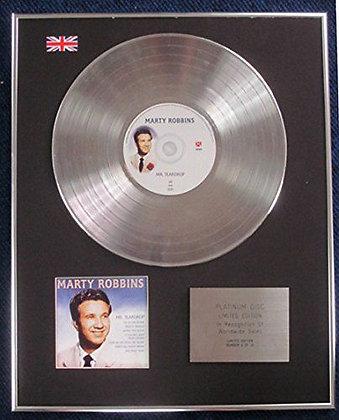 Marty Robbins  -Mr Teardrop