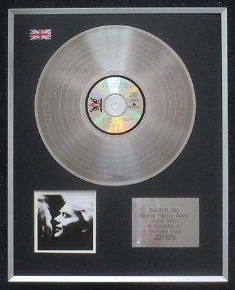 John Farnham - Limited Edition CD Platinum LP Disc - Whispering Jack