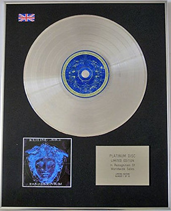 KILLING JOKE - Limited CD Platinum Disc - PANDEMONIUM