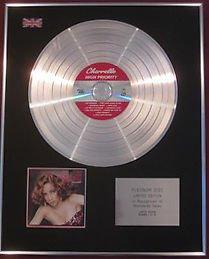 CHERRELLE -  CD Platinum Disc -  HIGH PRIORITY