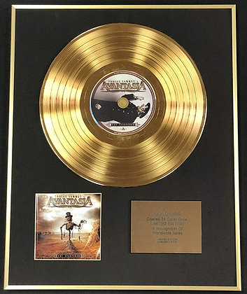 Avantasia - Exclusive Limited Edition 24 Carat Gold Disc - The Scarecrow