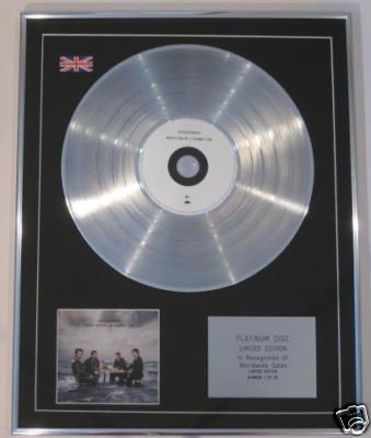STEREOPHONICS - CD Platinum Disc-KEEP CALM AND CARRY