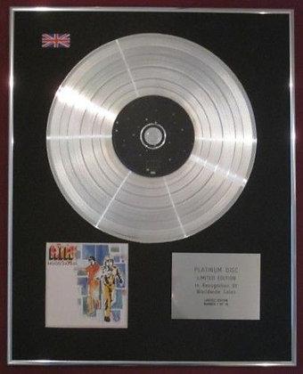 AIR -CD Platinum Disc- MOON SAFARI