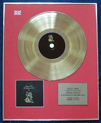 Orange Juice - LTD Edition CD 24 Carat Gold Coated LP Disc - The Glasgow School