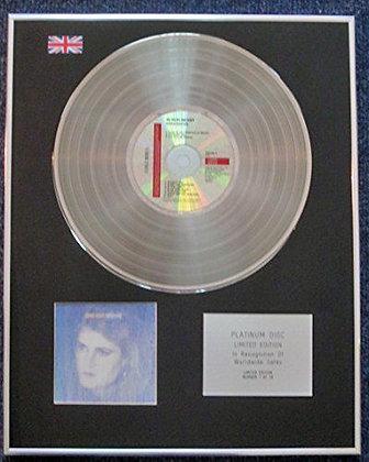 Alison Moyet - Limited Edition CD Platinum LP Disc - Raindancing