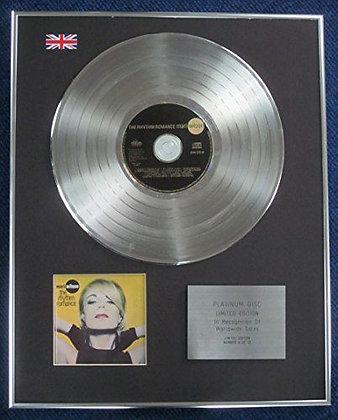 Mari Wilson- Limited Edition CD Platinum LP Disc - The Rhythm Romance