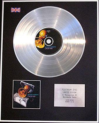 BOO RADLEYS - CD Platinum Disc - C'MON KIDS