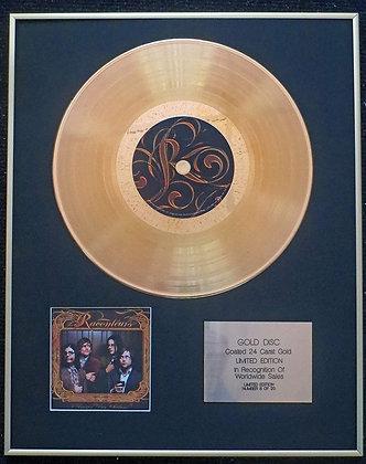 The Raconteurs - Exclusive Limited Edition 24 Carat Gold Disc - Broken Boy Soldi