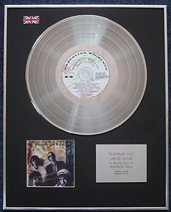 Traveling Wilburys - Limited Edition CD Platinum LP Disc - Volume 3