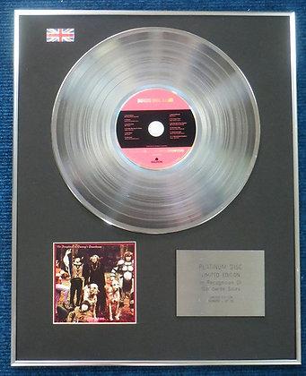 Bonzo Dog - LTD Edition CD Platinum LP Disc - Doughnut in granny's greenhouse