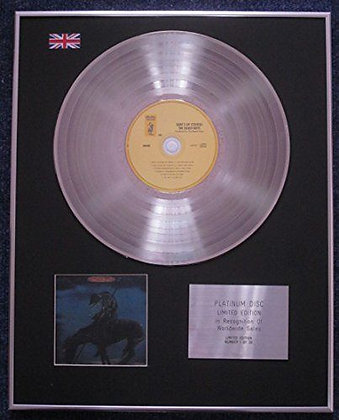 Beach Boys - Limited Edition CD Platinum LP Disc - Surfs Up