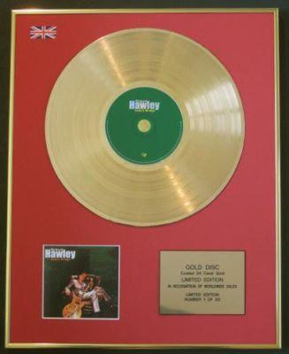 RICHARD HAWLEY - CD 24 Carat Gold Disc - LADY'S BRIDGE