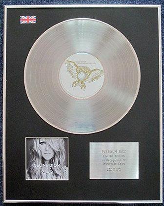 Celine Dion   -Loved Me Back To Lif