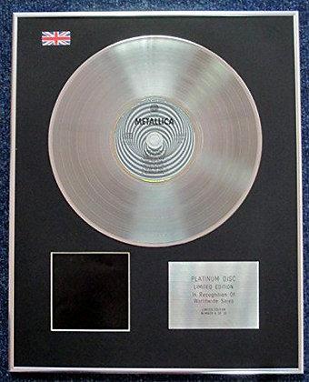 Metallica  -The Black Album