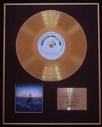 Pink Floyd - Exclusive Limited Edition 24 Carat Gold Disc - The Endless River