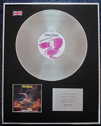 Judas Priest  -Sad Wings Of Destiny
