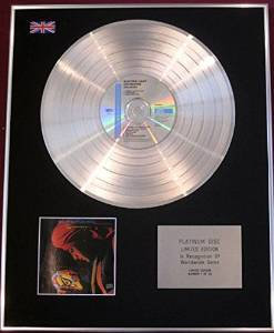 ELECTRIC LIGHT ORCHESTRA - CD Platinum Disc -DISCOVERY