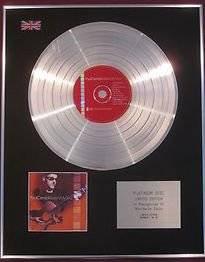 PAUL CARRACK - CD Platinum Disc SATISFY MY SOUL