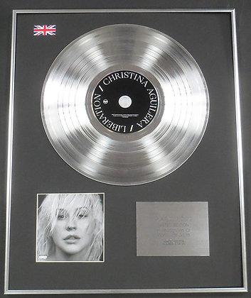 Christina Aguilera  -Liberation