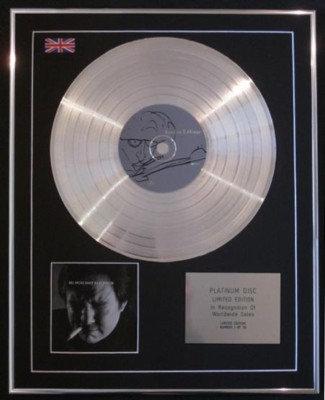 BILL HICKS -Ltd CD Platinum Disc - RANT IN E-MINOR