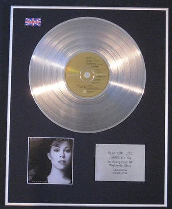 MARIAH CAREY - CD Platinum Disc - DAYDREAM
