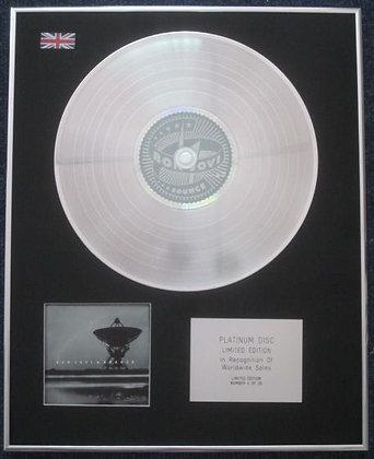 BON JOVI - Limited Edition CD Platinum LP Disc - BOUNCE