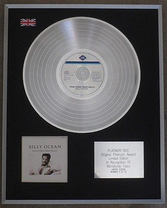 Billy Ocean  -Tear Down The Walls