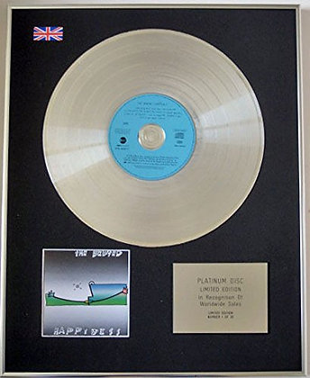 BELOVED - Limited Edition CD Platinum Disc - HAPPINESS