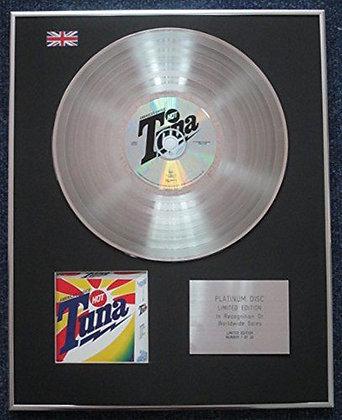 Hot Tuna - Limited Edition CD Platinum LP Disc - America's Choice