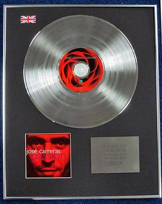 Jose Carreras  -Passion