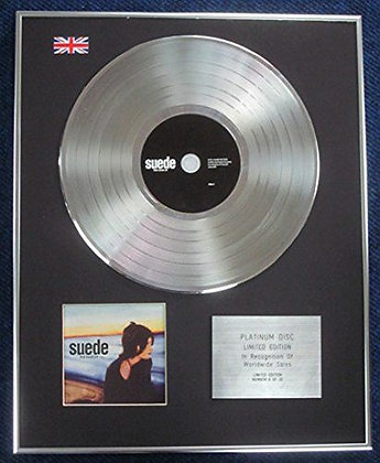 Suede  -The Best Of