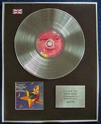 Smashing Pumpkins - Limited Edition CD Platinum LP Disc - Mellon Collie