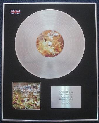LOCI - Limited Edition CD Platinum LP Disc
