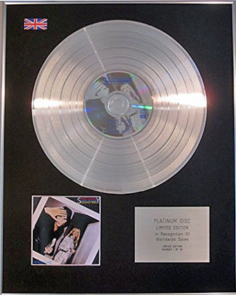 STEVE HARLEY & COCKNEY REBEL - CD Platinum Disc - Best years